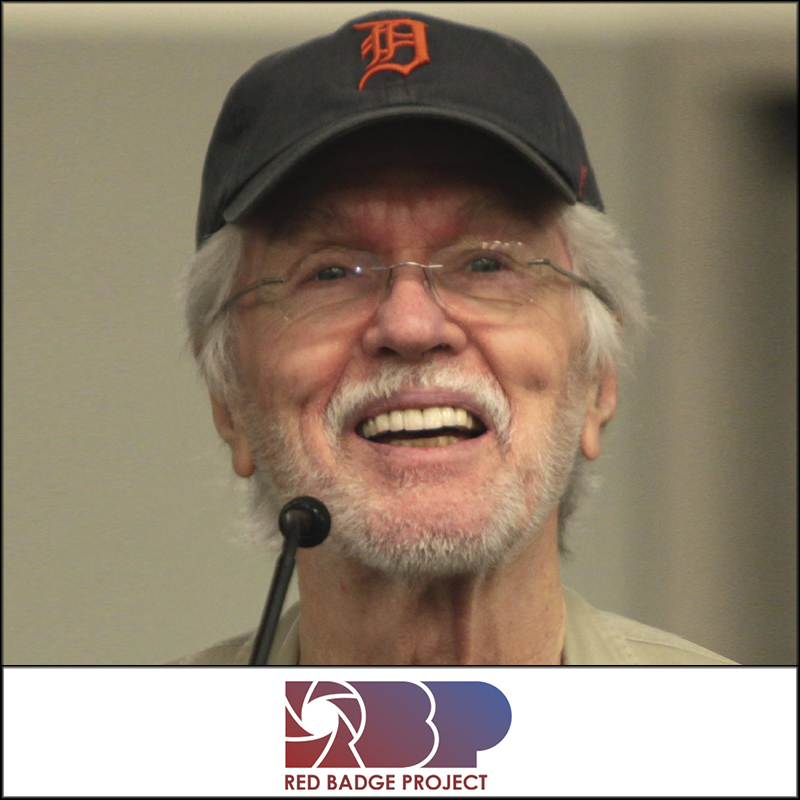 Tom Skerritt and the Red Badge Project