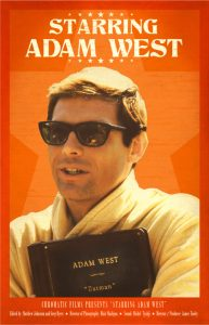 Starring Adam West - poster image