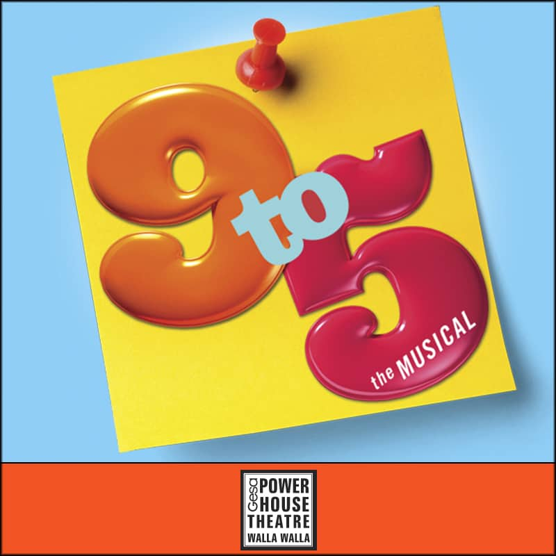 9 to 5: The Musical - logo