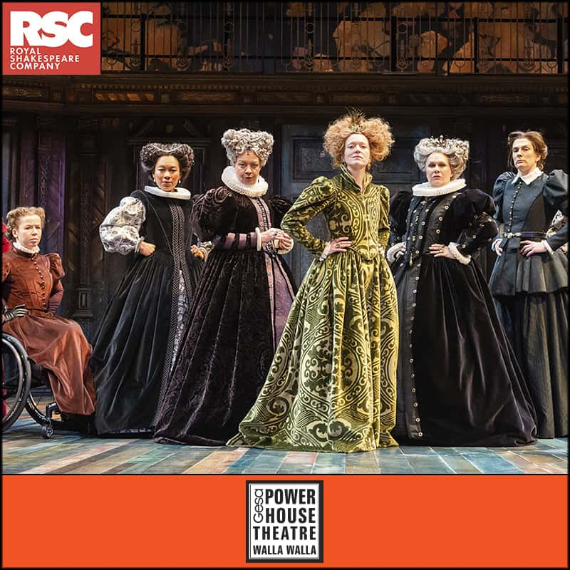 Live Cinema Series: The Taming of the Shrew - Royal Shakespeare Company